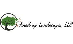Fired Up Landscapes LLc Logo