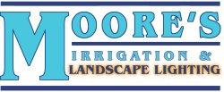 Moores Irrigation & Landscape Lighting Logo
