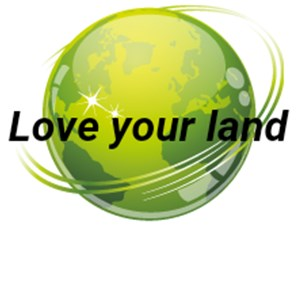 Love your Land Lawnserice Logo