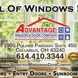 Advantage Window & Door Co Logo