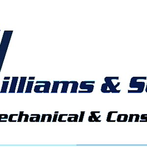 Williams & Son Mechanical Logo