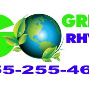 Go Green RHVAC Logo