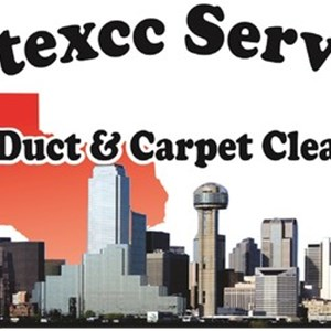Daltexcc Services Air Duct & Carpet Cleaning Logo