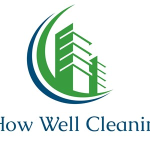 How Well Cleaning Logo