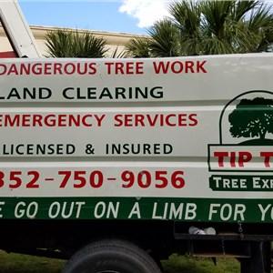 Tip TOP Tree Expert LLC Logo