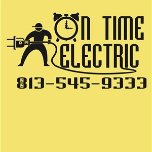 On Time Electric Logo