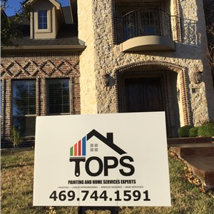 Tops Residential Services Logo