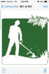 Littlewoods Lawncare Logo