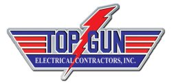 Top Gun Electrical Contractors, Inc. Logo