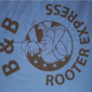 BnB Rooter Express Logo