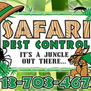 Safari Pest Control, LLC Logo