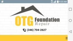 Otg Foundation Repair Logo