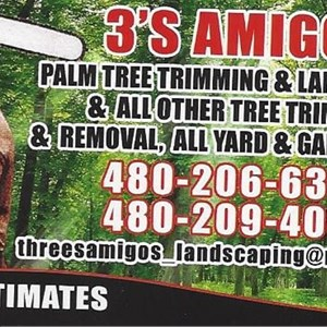 3s Amigos Landscaping Cover Photo