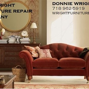 The Wright Furniture Repair Company Logo