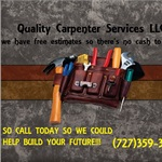 QUALITY CARPENTER SERVICE LLC Logo