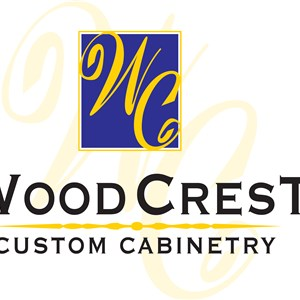 Woodcrest Custom Cabinetry Logo