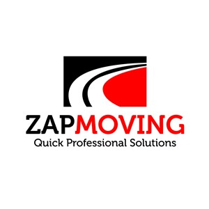Zap Moving Logo