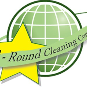 All-round Cleaning Company Logo
