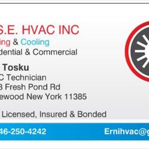 A.s.e Hvac INC Logo