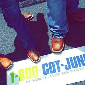 1-800 Got Junk? - San Antonio Logo