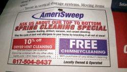 Amerisweep Logo