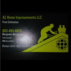 A Home Improvements LLC Logo