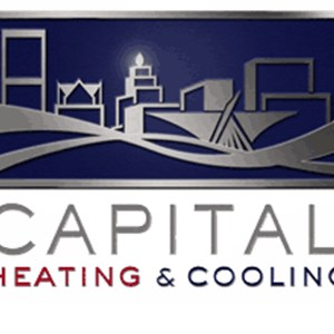 Capital Heating & Cooling Logo