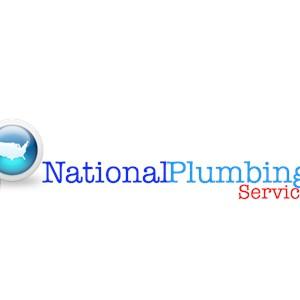 National Plumbing Service Logo