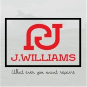 J.williams What Ever You Want Repairs Logo