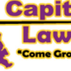 Capital City Lawn Pro Logo