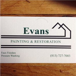 Evans Painting & Restoration L.L.C. Cover Photo