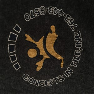 Concepts In Tile Inc. Logo