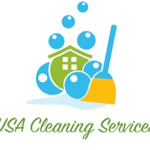 USA Cleaning Services Logo