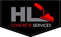 H Concrete & Bobcat Services Logo