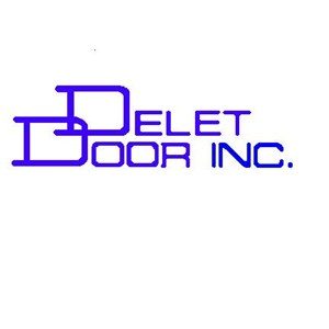 Delet Door Inc Logo