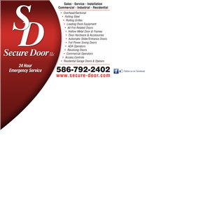 Secure Door llc Cover Photo