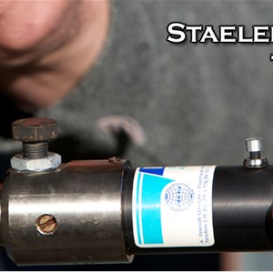 Staelens Locksmith Logo