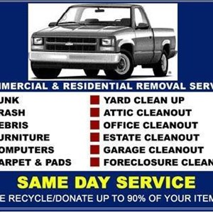 M Truck Your Trash Logo