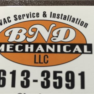 Bnd Mechanical Logo