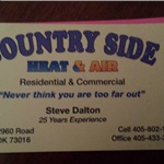 Country Side Heat & Air Logo