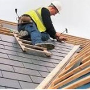 Chicago Low Cost Roofing Logo
