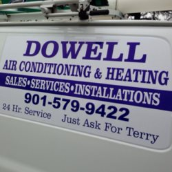 Dowell Air Conditioning & Heating Logo