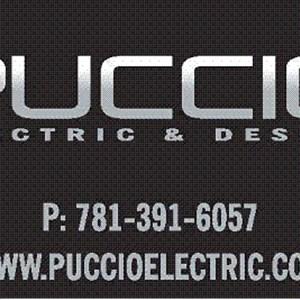 Puccio Electric Logo