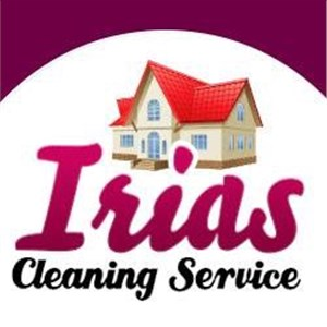 Irias Cleaning Service Logo