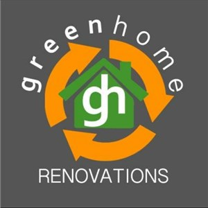 Green Home Renovations Logo