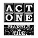 Act One - Marble and Tile Logo