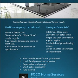 FOCO Home Services Cover Photo