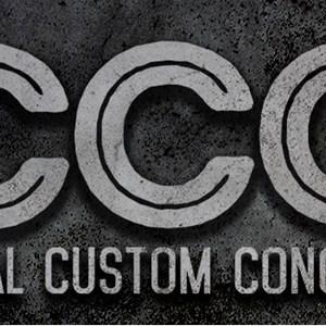 Comal Custom Concrete Logo
