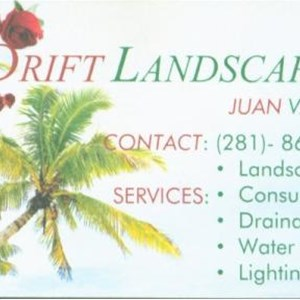 Drift Landscaping Logo