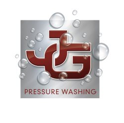 JG Pressure Washing Logo